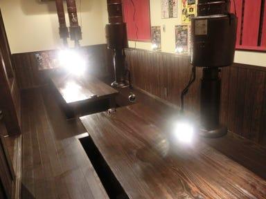 個室居酒屋 トントコトン  店内の画像