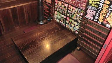 個室居酒屋 トントコトン  こだわりの画像
