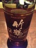 竹鶴12年ピュアモルト(お一人様1杯のみの提供)