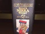 ブラックニッカ12年(ブラックニッカ誕生40周年記念)