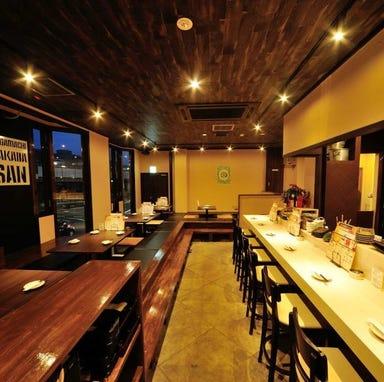 沖縄料理 長町酒場 蚕 ‐san‐ 店内の画像