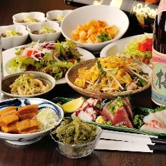 沖縄料理 長町酒場 蚕 ‐san‐