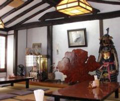 和食そば処 たかぎ  店内の画像