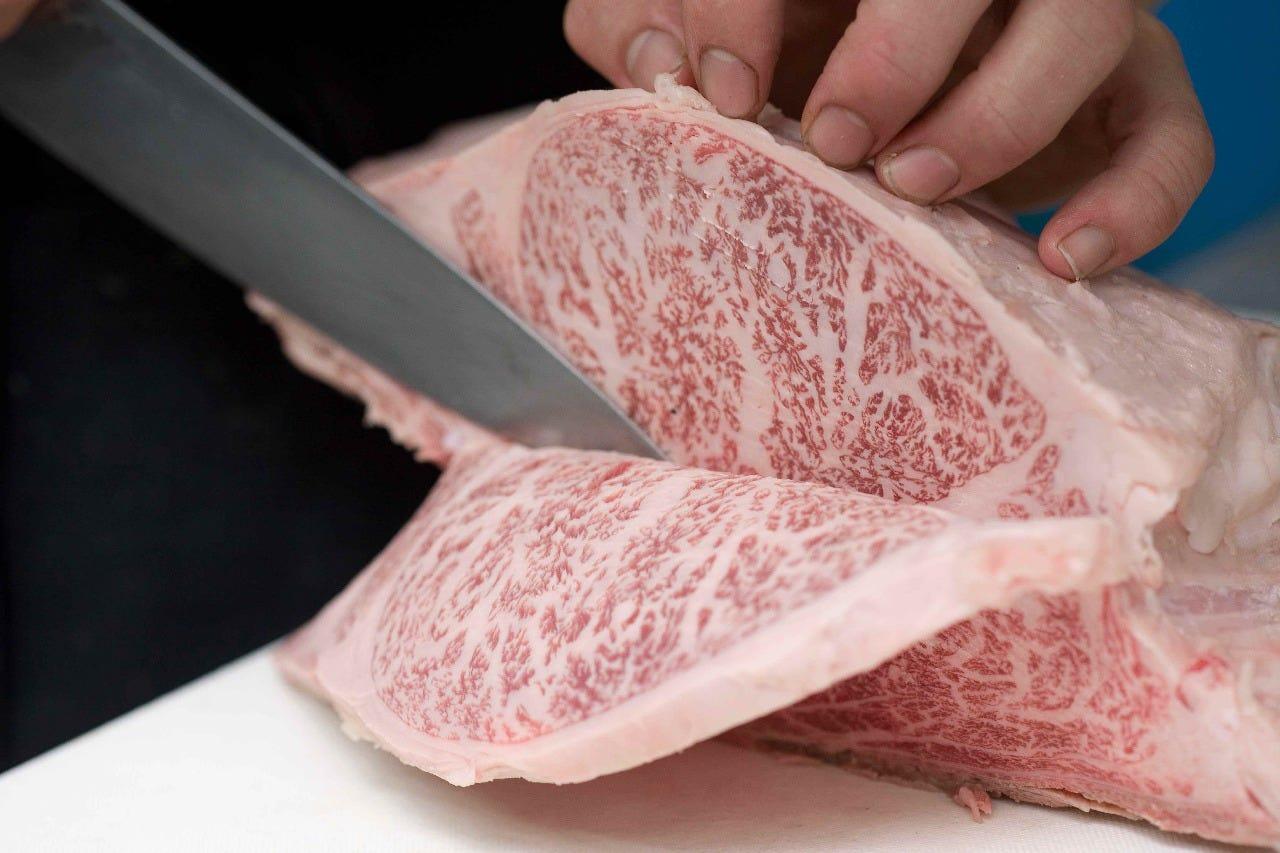 一つ お肉