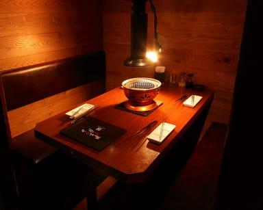 炭火焼肉酒家 牛角 秋葉原昭和通り口店 店内の画像
