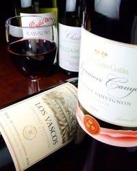 和食にワインも良く合いますよ