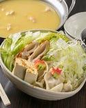 暑さで食欲が落ちる…そんな時こそ「水炊き餃子鍋」 餃子でスタミナアップ!