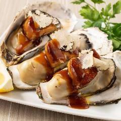 【三陸産地直送】殻付き牡蠣のロッシーニ