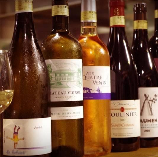 ★豊富なワイン★料理との相性も◎