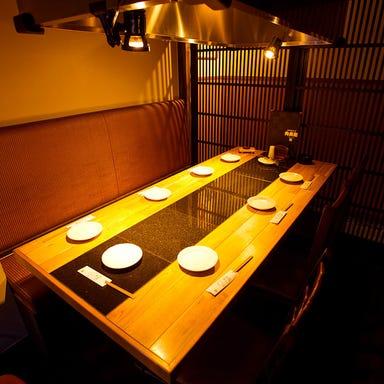 松阪牛焼肉&熟成牛タン 肉兵衛 赤坂本店 店内の画像