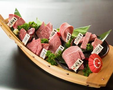 松阪牛焼肉&熟成牛タン 肉兵衛 赤坂本店 こだわりの画像