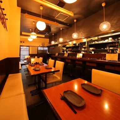 鉄板串焼酒場 赤羽家  店内の画像