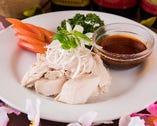 美味い鶏の冷菜なら三熙で!