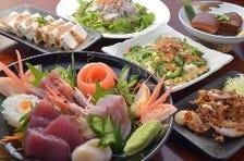 伊良部島近海で穫れた新鮮な食材