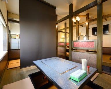 鉄板酒場 お好み焼き 大五郎 井口明神店 店内の画像