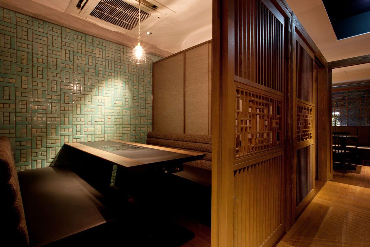 個室でゆっくり楽しめる韓国料理!!