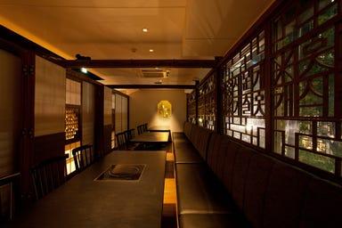 個室 × 韓国料理 銀座MUN  店内の画像