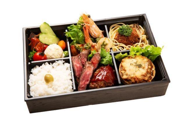 人気の京洋食フルコース弁当
