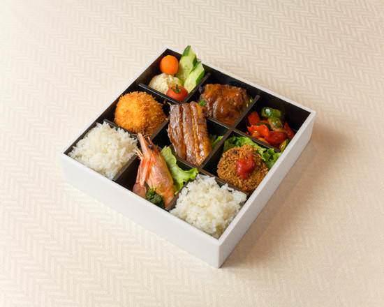 ご家庭用お手軽洋食弁当もございます