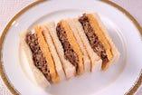 すき焼き玉子サンド