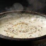 クアトロチーズリゾット
