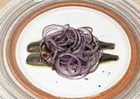 イワシのマリネ トロペア(イタリア産赤玉葱)のせ