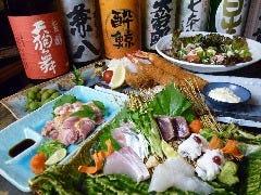 魚居酒屋 あぷちゃ 本店