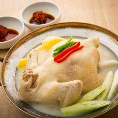 韓国料理 ミナリ