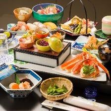 魚富 宴会コース