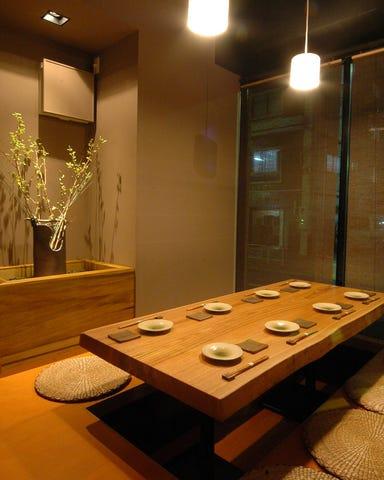 隠れ家・鶏DINING 杉六  店内の画像