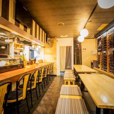 海鮮牡蠣×ステーキ 11丁目の5坪  店内の画像