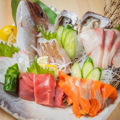 海鮮牡蠣×ステーキ 11丁目の5坪  メニューの画像