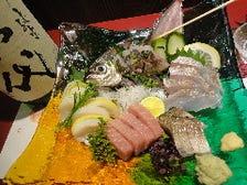 天然物の新鮮な鮮魚