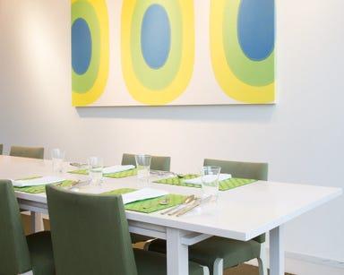 レストランアスペルジュ  店内の画像