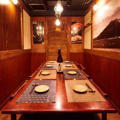 九州郷土料理と日本酒 酔一~yoichi~新小岩店 店内の画像
