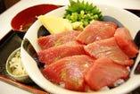 ★期間限定商品★カツオ丼ランチ