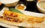 ★期間限定商品★サーモンハラス焼き定食ランチ