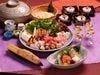 宴が華やぐ具沢山の定番鍋コース