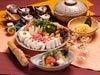 こだわり鶏ガラスープが自慢のカルメシ名物鍋コース