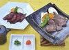 ・牛ヘレの鉄板焼き(焼き野菜添え)