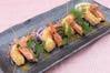 ・海老の天ぷらマヨネーズソース和え