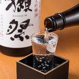 【豊富なドリンク】 お好みのお酒を片手に自慢の焼肉を楽しんで