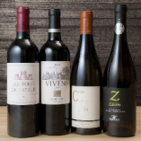 ワインも豊富にございます。