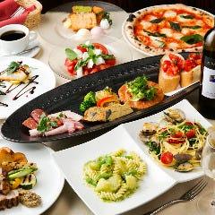 トラットリア・イタリア品川店
