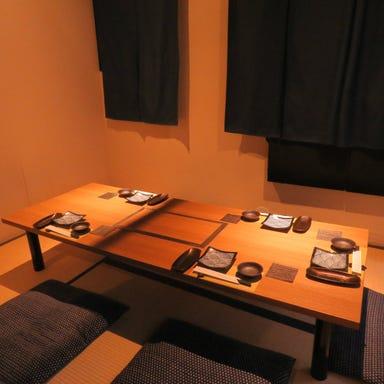 個室 九州炉端 弁慶 高松店 店内の画像