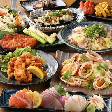 個室 九州炉端 弁慶 高松店 コースの画像
