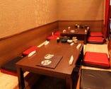 個室完備☆接待、各種ご宴会に最適。大切な方とうまい魚を。