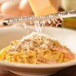 当店選りすぐりの食材をイタリア料理の技法でさらに美味しく!