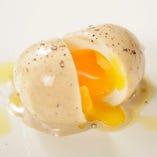 「下川六〇酵素卵」のウフマヨ