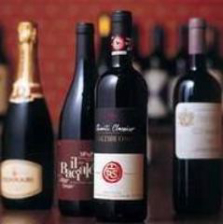当店自慢の豊富なワイン!